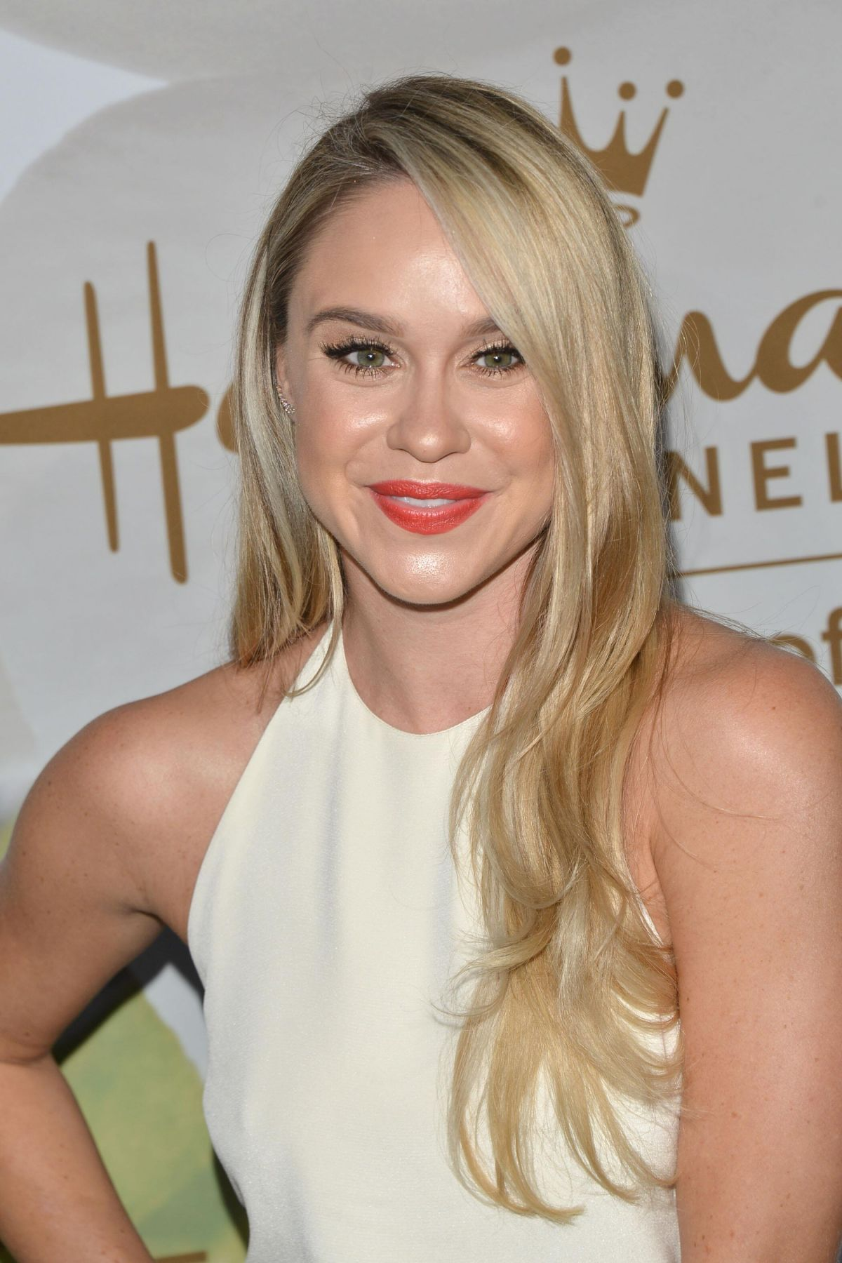 BECCA TOBIN at Hallmark Event at TCA Summer Tour in Los Angeles 07/27/2017