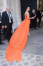 BELLA HADID at Vogue Party at Paris Fashion Week 07/04/2017