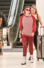 BELLA THORNE at JFK Airport in New York 07/07/2017