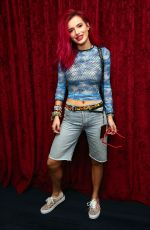 BELLA THORNE at SiriusXM Studios in New York 07/17/2017