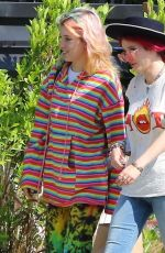 BELLA TORNE Out for Lunch at Sweet Butter in Studio City 07/05/2017