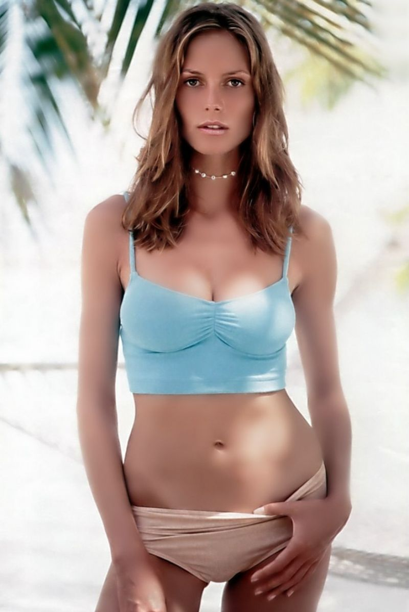 Best from the Past - HEIDI KLUM for Sports Illustrated 2000