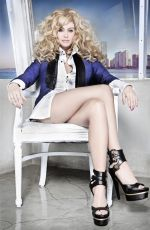 Best from the Past - PAULINA RUBIO for Gran City Pop, 2009