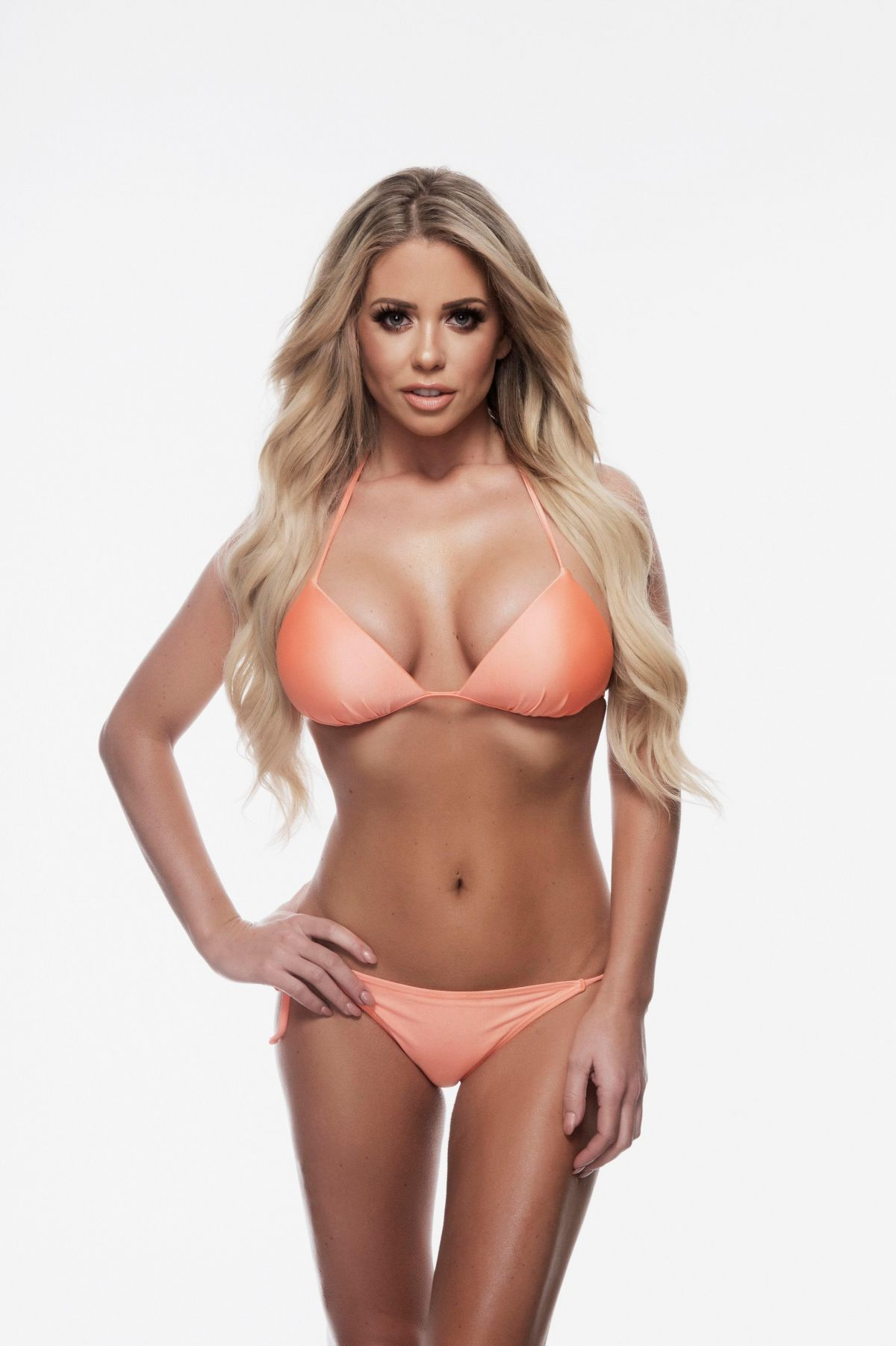BIANCA GASCOIGNE for Forza UK 2017
