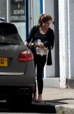 BINKY FELSTEAD Out and About in London 07/07/2017