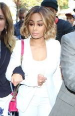 BLAC CHYNA Leaves Court in Los Angeles 07/10/2017