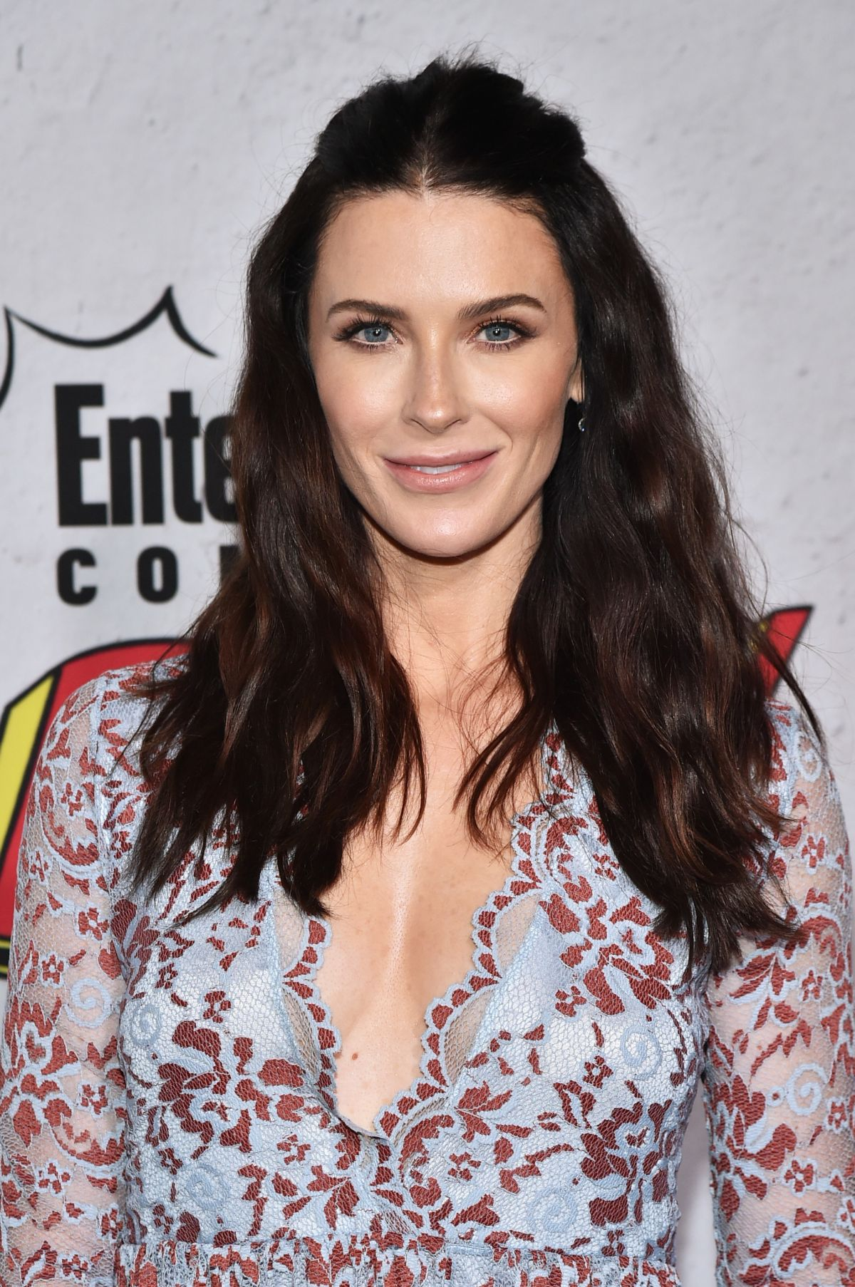 BRIDGET REGAN at Entertainment Weekly's Comic-con Party in San Diego 07/22/2017