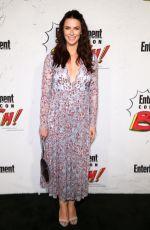 BRIDGET REGAN at Entertainment Weekly's Comic-con Party in San Diego 07/22/2017