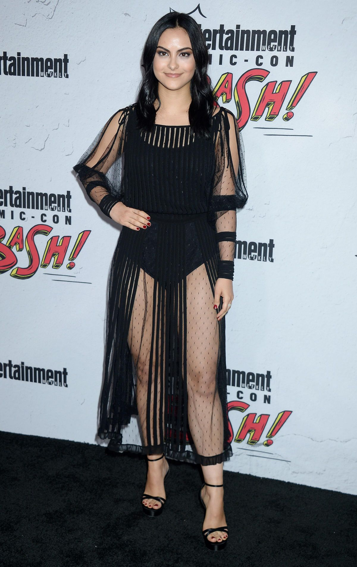 CAMILA MENDES at Entertainment Weekly's Comic-con Party in San Diego 07/22/2017