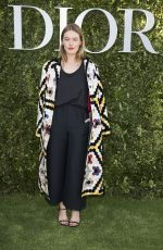 CAMILLE ROWE at Christian Dior Fashion Show Photocall in Paris 07/03/2017