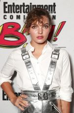 CAMREN BICONDOVA at Entertainment Weekly's Comic-con Party in San Diego 07/22/2017