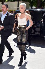 CARA DELEVINGNE at Chanel Fashion Show in Paris 07/04/2017
