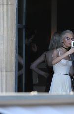 CARA DELEVINGNE at Christian Dior Party at Paris Fashion Week 07/03/2017