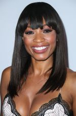 CARI CHAMPION at 3rd Annual Sports Humanitarian of the Year Awards in Los Angeles 07/11/2017