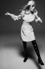 CAROLYN MURPHY for Vogue Magazine, UK July 2017