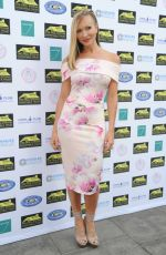 CARPICE BOURRET at Paul Strank Charitable Trust Summer Party in London 07/05/2017