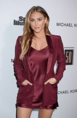 CASSIE SCERBO at Sports Illustrated 2017 Fashionable 50 Celebration in Los Angeles 07/18/2017
