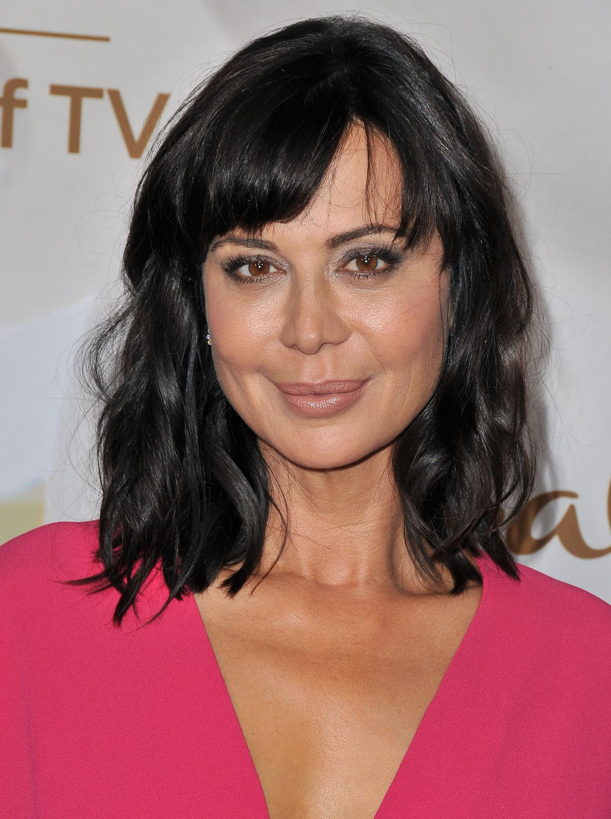 CATHERINE BELL at Hallmark Event at TCA Summer Tour in Los Angeles 07/27/2017