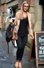 CATHERINE TYLDESLEY at Smokehouse Bar and Restaurant in Manchester 07/27/2017