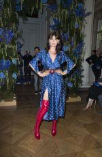 CATRINEL MANGHIA at Guo Pei Fashion Show in Paris 07/05/2017