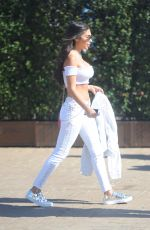 CHANTEL JEFFRIES at Bootsy Bellow 4th of July Party in Malibu 07/04/2017