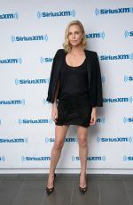 CHARLIZE THERON at 80s on 8 at SiriusXM Studios in New York 07/19/2017