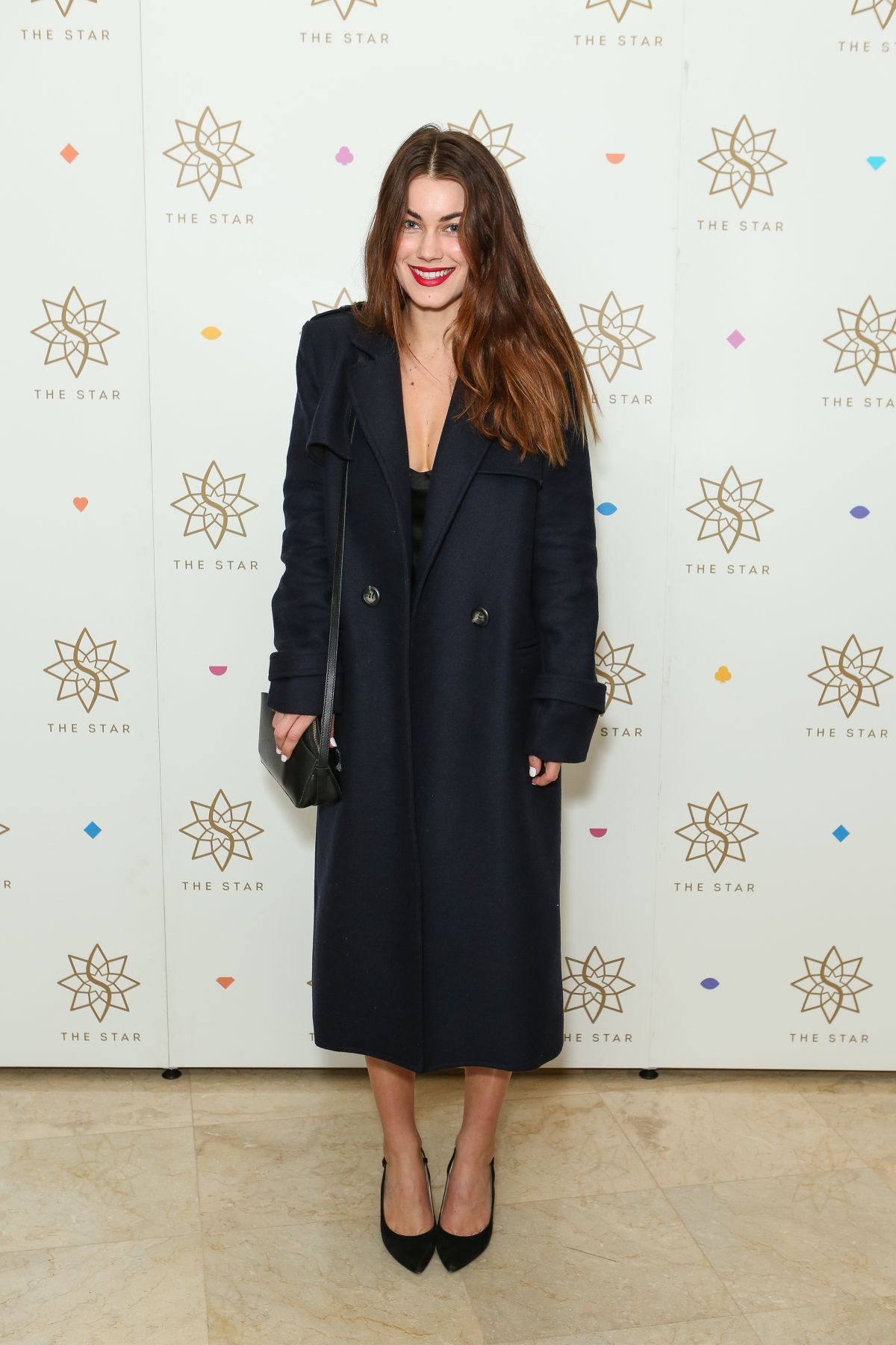 CHARLOTTE BEST at Studios at the Star Launch in Sydney 07/19/2017