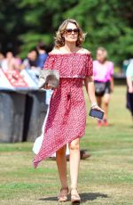 CHARLOTTE HAWKINS at House Festival in London 07/07/2017