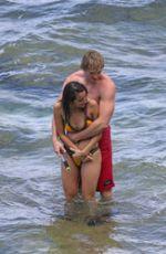 CHLOE BENNET in Bikini in Hawaii 07/03/2017