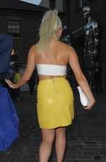 CHLOE PAIGE Night Out in Camden 07/06/2017