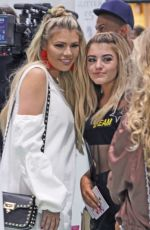 CHLOE SIMS at British Style Collective 2017 in Liverpool 07/07/2017