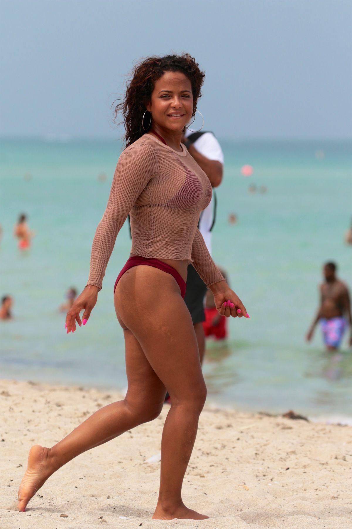 Bikini christina milian photo
