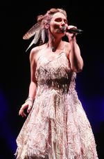 CLARE BOWEN Performs at Enmore State Theatre in Sydney 07/09/2017