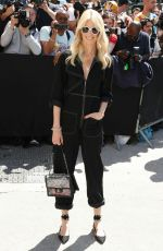CLAUDIA SCHIFFER at Chanel Fashion Show at Haute Couture Paris Fashion Week 07/04/2017