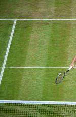 COCO VANDEWEGHE at Wimbledon Championships 07/04/2017