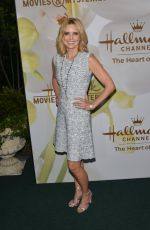 COURTNEY THORNE-SMITH at Hallmark Event at TCA Summer Tour in Los Angeles 07/27/2017