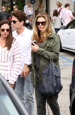 DAISY FUENTES Out for Lunch in Malibu 07/01/2017