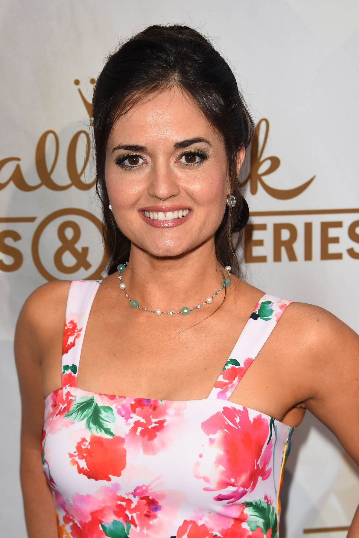 DANICA MCKELLAR at Hallmark Event at TCA Summer Tour in Los Angeles 07/27/2017