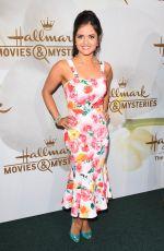 DANICA MCKELLAR at Hallmark Event at TCA Summer Tour in Los Angeles 07/27/2017