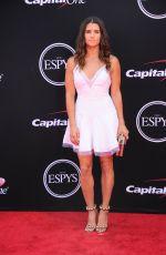 DANICA PATRICK at Espy Awards 2017 in Los Angeles 07/12/2017