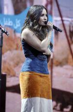 DEMI LOVATO Performs at Global Citizen Festival in Hamburg 07/06/2017
