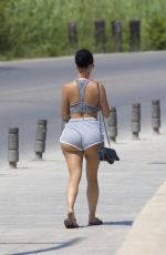 DEMI ROSE MAWBY Out and About in Ibiza 07/29/2017