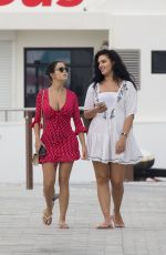 DEMI ROSE MAWBY Out Shopping in Ibiza 07/19/2017