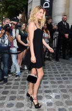 DOUTZEN KROES at Vogue Party at Paris Fashion Week 07/04/2017