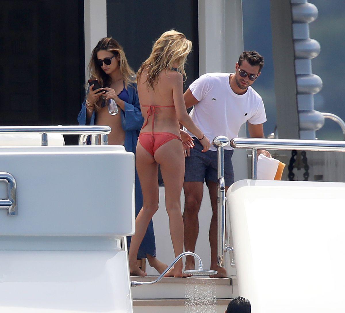 DOUTZEN KROES in Bikini on a Yacht in France 07/27/2017   doutzen-kroes-in-bikini-on-a-yacht-in-france-07-27-2017_13