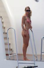 DOUTZEN KROES in Bikini on a Yacht in France 07/27/2017