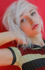 DOVE CAMERON for Raw, July 2017