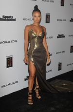 DRAYA MICHELE at Sports Illustrated 2017 Fashionable 50 Celebration in Los Angeles 07/18/2017