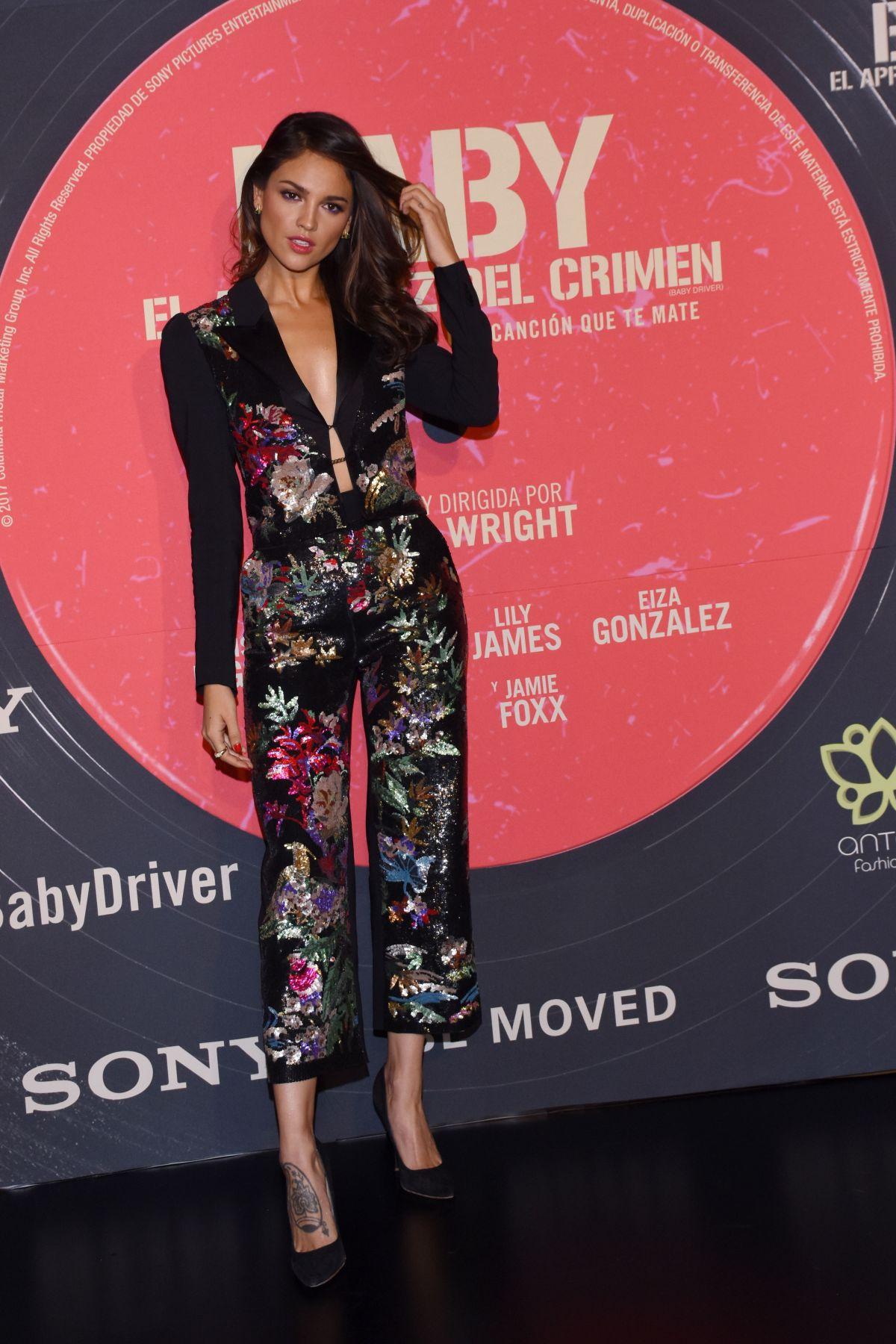 Eiza gonzalez tristar pictures baby driver premiere at sxsw festival in austin new pictures