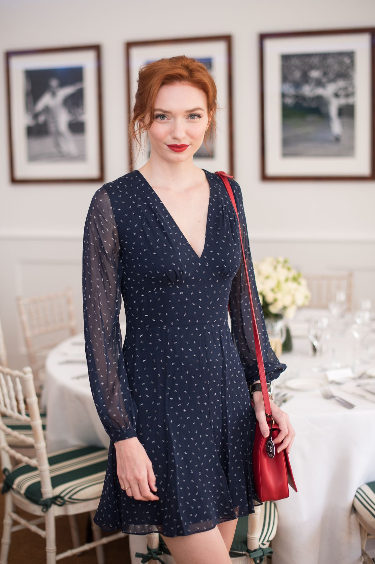 ELEANOR TOMLINSON at Women